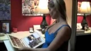 Jennifer Gareis' Dressing Room