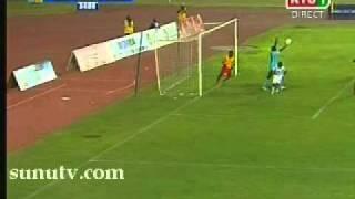 Senegal 3-0 Togo ::: Tournoi UEMOA