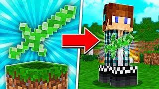 NOVA ESPADA DO MINECRAFT !!  - [ Vida de Creeper #11 ] - Minecraft