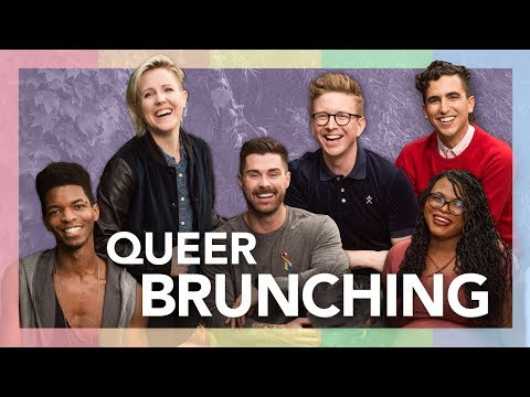 Queer Brunching with YouTubers: An LGBTQ+ Roundtable Chat | Chosen Family | Part 6 thumbnail