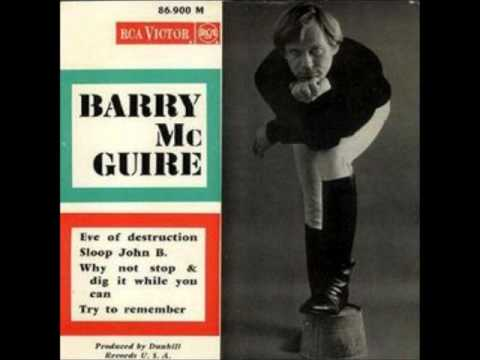 Barry Mcguire - Clouds