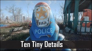 Fallout 4 – 10 Tiny Details You May Have Missed in the Wasteland - Fallout 4 Secrets (Part 6)