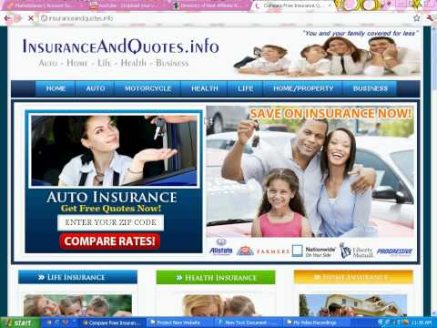 Insurance Quotes Online: Auto, Home, Health, Term Life