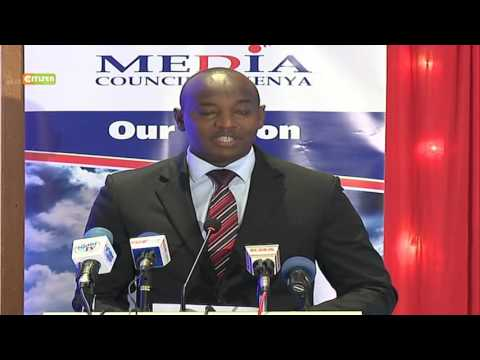 Kenya marks World Press Freedom day