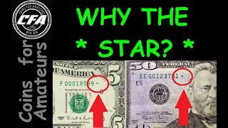 What is a Star Note | Valuable Serial Number worth money | Rare Bill