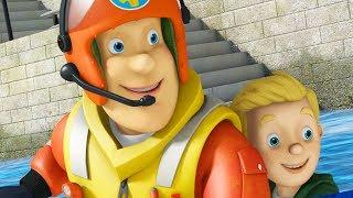 Fireman Sam US New Episodes | Bus Trouble  - 1 Hour Adventure!  🚒 | Cartoons for Kids