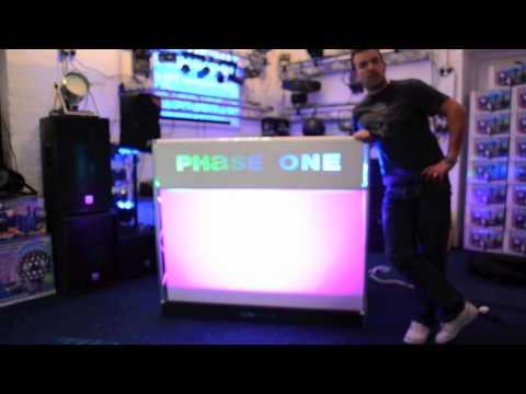 Liteconsole XPRS @ Phase One DJ Store
