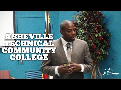 """Asheville Buncombe Technical Community College - """"This is Your Story"""""""