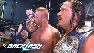 How are Heath Slater & Rhyno going to celebrate their Tag Team Title win?: Backlash 2016 Exclusive
