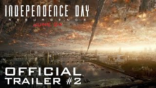 Independence Day: Resurgence | Official HD Trailer #2 | 2016