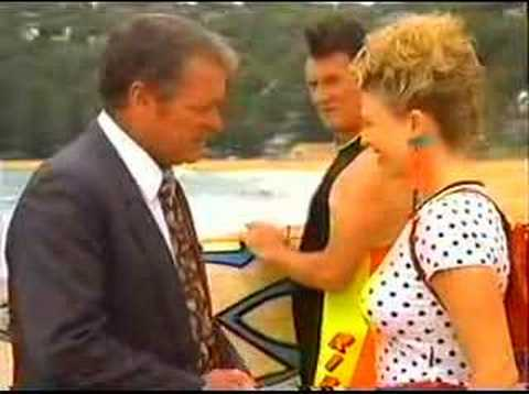 Michael Palin on Home and Away