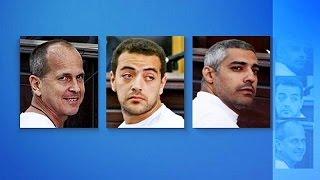 Mısır: El Cezire'nin üç Muhabirine üçer Yıl Hapis