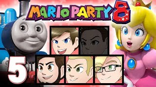 Mario Party 8: Tricky Trains - EPISODE 5 - Friends Without Benefits