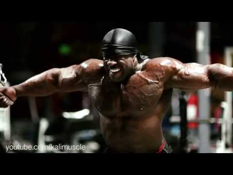 Kali Muscle: Chest Bodybuilding Workout at Metro Flex LBC