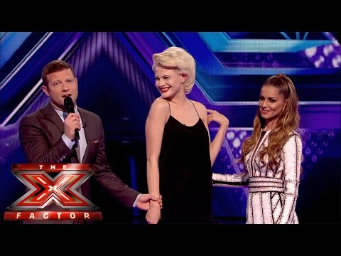 Chloe Jasmine's Best Bits | Live Results Wk 2 | The X Factor UK 2014