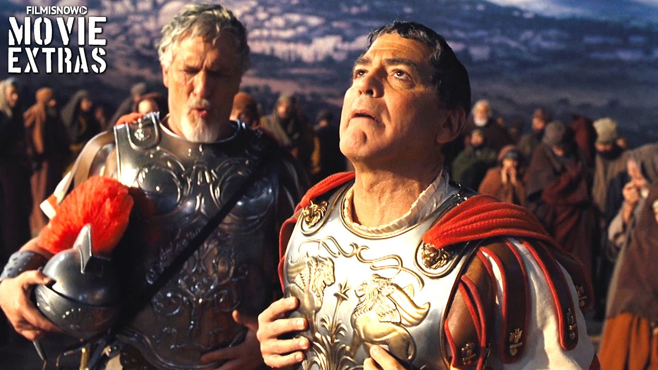Hail, Caesar! Featurette Compilation #1 [Blu-Ray/DVD 2016]