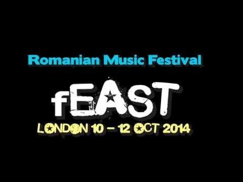 fEAST - Romanian Music Festival - London, 10 -12 Oct 2014