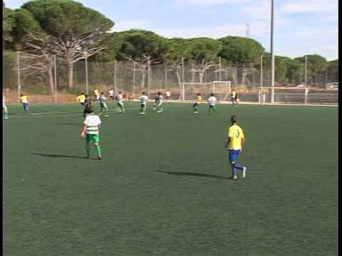 Balón de Cádiz 1 - Puerto Real 5 (10-11-13)