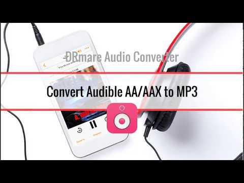 Guide: Convert Audible DRM AA/AAX Audiobooks to MP3 Losslessly