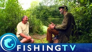 Carp Fishing: Chris Yates Interviewed By Ian Chillcott - Fishing TV