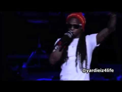Drake Feat. Lil Wayne Hyfr And The Motto Live In Cali video