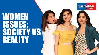 Bollywood girls tell what society needs to know about women issues
