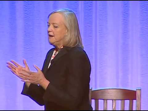 Meg Whitman Keynote Presentation at NTH Generation's Symposium 2013
