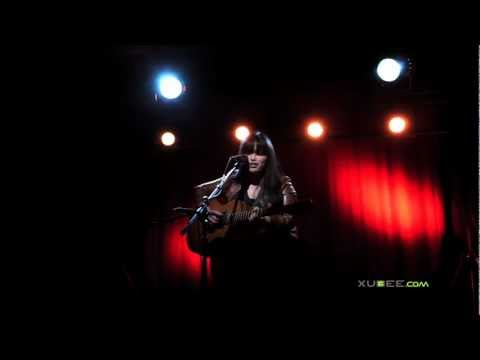 Melissa Polinar: OFF GUARD (original) - Xubee Live Studio Performance