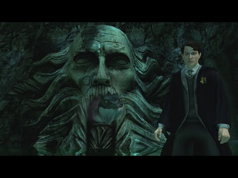 Harry Potter For Kinect - Harry Vs Basilisk Hd video