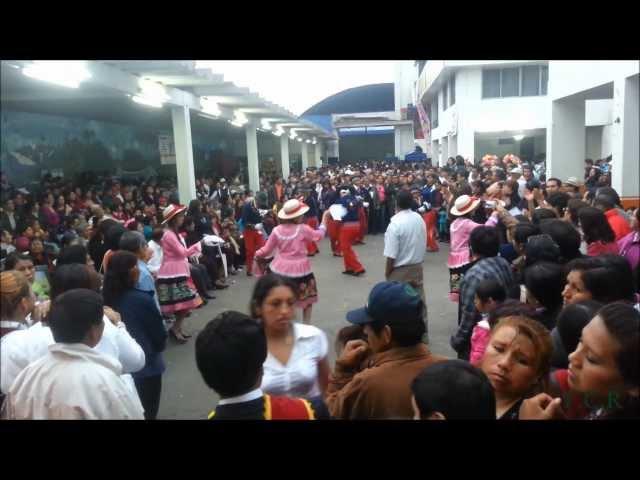 Fiesta: Santa Cruz de Conopa  Lima 2012  # 2  ( en 3D )