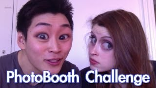 Photo Booth Challenge ACCEPTED!