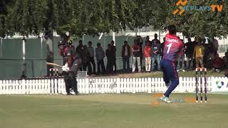 HIGHLIGHTS- Nepal won against UAE, Sompal and sandeep killing bowling performannce