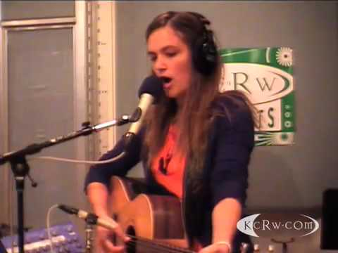 Angus and Julia Stone Performing Private Lawns KCRW