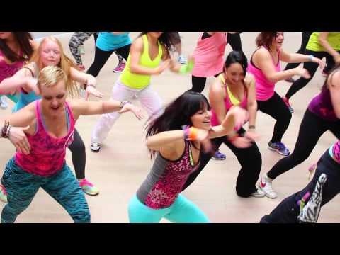 Sigue Moviendo Zumba®fitness Zin Contest 2015 Sonia Katie Arianna video