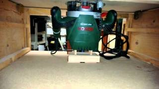 Directyoutube ultra cheap plunge router table and lift bosch banco fresa fatto in casa keyboard keysfo Choice Image