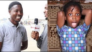 Funny Riddles Answers! See Little Seyi Reaction [Vol 1]