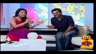 NATPUDAN APSARA - Karthi & Kajal Agarwal Seg-1 Thanthi TV 02.11.2013
