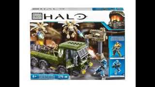 Video Reveal 2015 Halo Mega Bloks Covenant Drone Outbreak Attack Set 97511