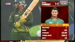 Pak vs Bangladaish T20 29 Nov 2011 Part 1.wmv