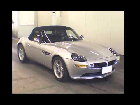 BMW Z8 at auction in Japan