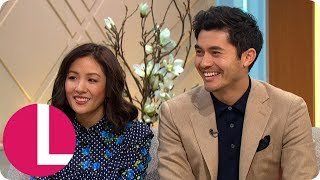 Constance Wu and Henry Golding Were Not Surprised Crazy Rich Asians Is a Hit | Lorraine
