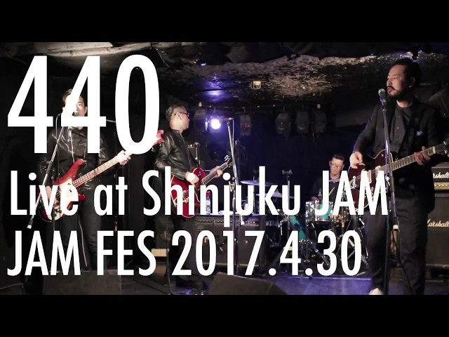 Rock and Roll Music 2017.4.30 新宿JAM