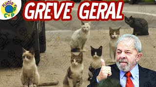GREVE GERAL: O BRASIL PAROU? | CASSETA & PLANETA