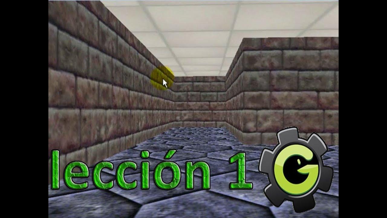 Game Maker Juegos 3d en 3d Con Game Maker 8.0