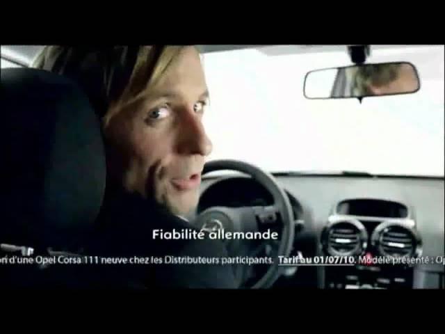 Opel Corsa série 111 - YouTube