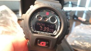 Eminem GDX6900MNM-1 Autographed Casio G-Shock Watch Review - Signed GD-X6900MNM-1