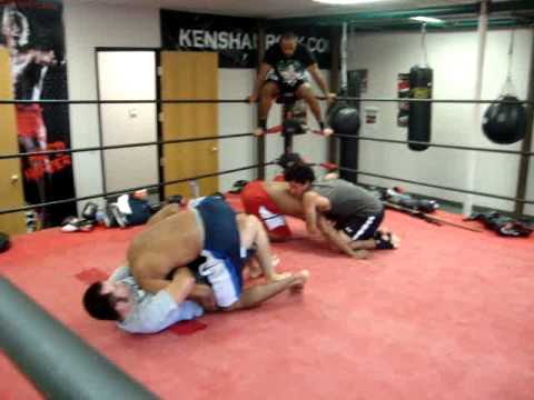 grappling drills at never quit boxing 9 11 13 pt 5 Image 1