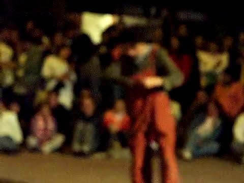 Payasos y Mimos en Coyoacan Parte 1: Juan Ramirez