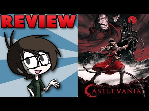 REVIEW - Castlevania Netflix Series