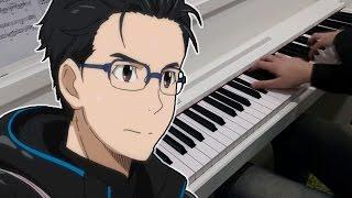 """Yuri!!! on ICE OST - """"Yuri On Ice"""" (Piano Cover)"""